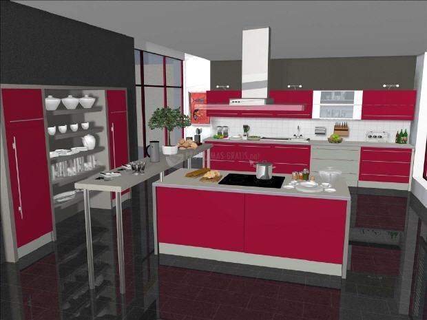 Programa Software Diseño De Cocina En 3d... Oferta. - U$S 20,00 en ...