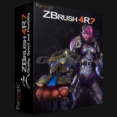 Pixologic zbrush 4r7 low price