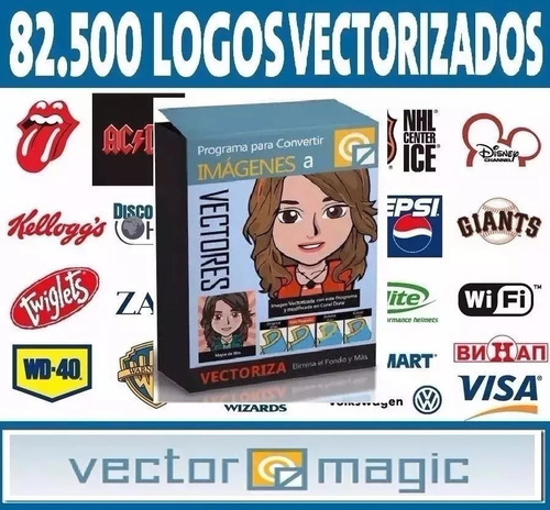 programa vectorizar imagenes convierte vectores vector magic