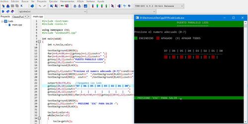programación arduino, microcontroladores pic, puerto serial