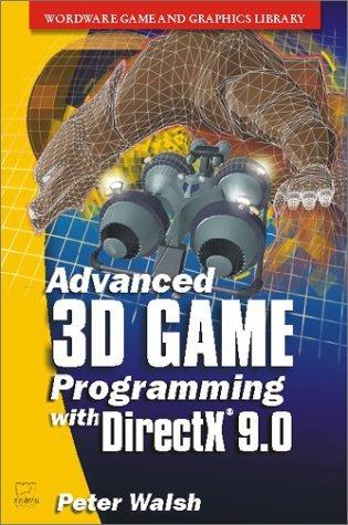 Programación Avanzada De Juegos En 3d Con Directx 9