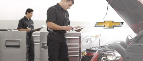 programacion cruze orlando en taller mecanica automotriz