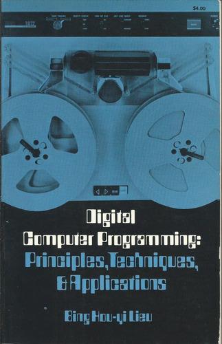 programación de computadoras digitales. bing lieu