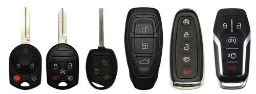 programación de llaves ford
