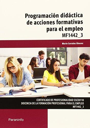 programación didáctica de acciones formativas p envío gratis
