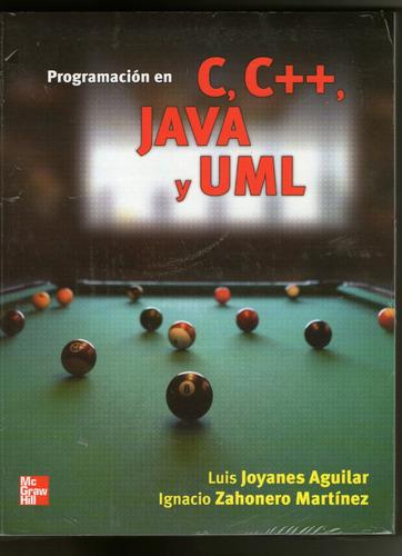 programacion en c c++ java y uml - joyanes aguilar