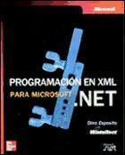 programación en xml para microsoft net(libro .net)