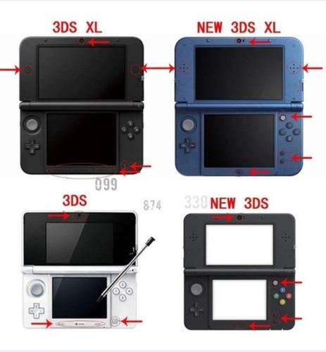 programación nintendo new 3ds y new 2ds