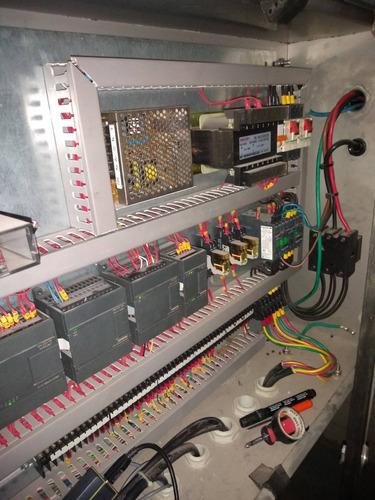 programación plc, hmi, drives. tableros. electrónica