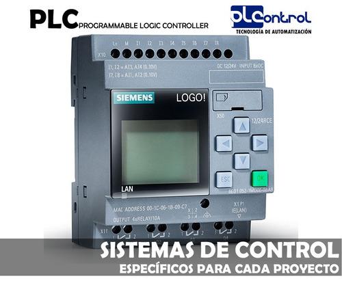 programacion plc scada hmi variador automatizacion industria