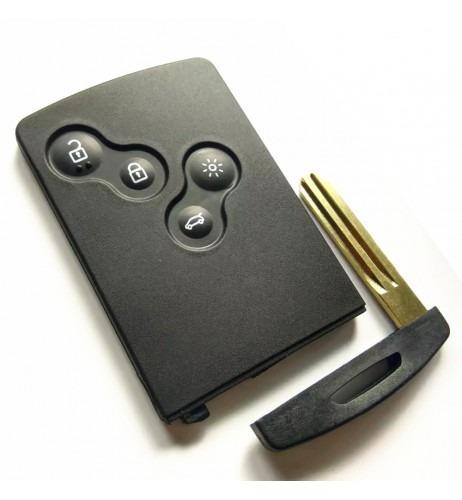 programacion renault koleos fluence inlcuye tarjeta llave