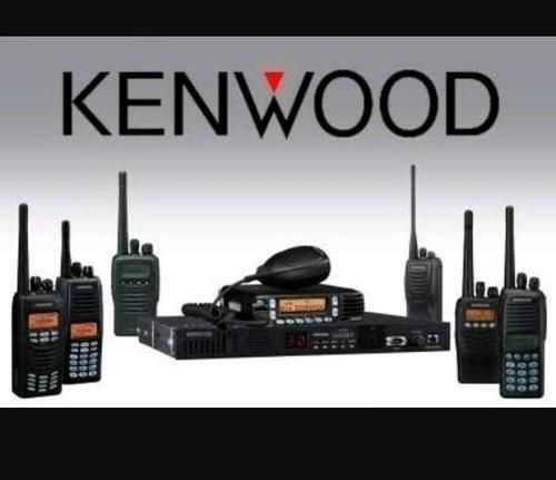 programacion y liberacion de radios kenwood (rf)