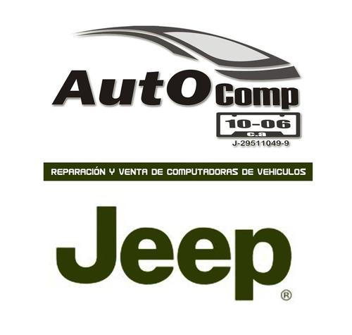 programacion y pcm jeep