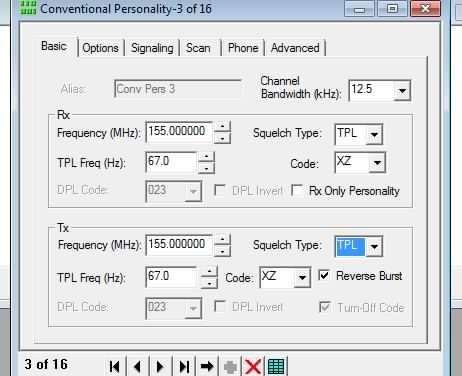 programacion y reparacion de radio transmisores vhf uhf