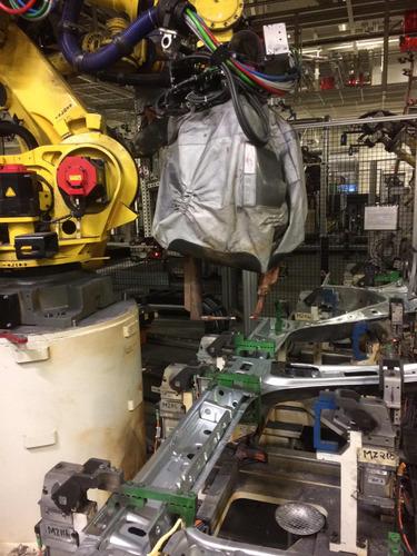 programación y soporte de robots fanuc