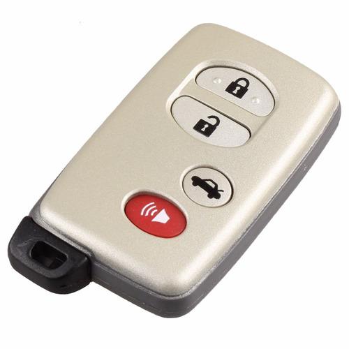 programacion y venta de llaves smart key toyota