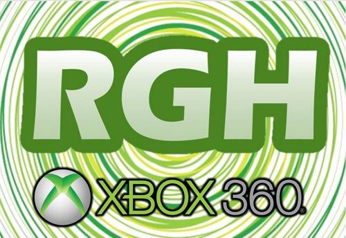 programación,xbox360,actualización,chip,rgh,5.0 a domicilio*