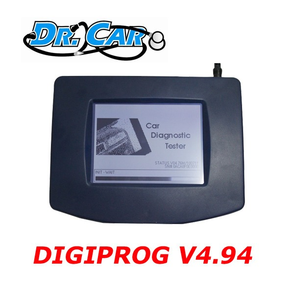 Programador Automotriz Digiprog 3 Full Kit Cables 1050000 En