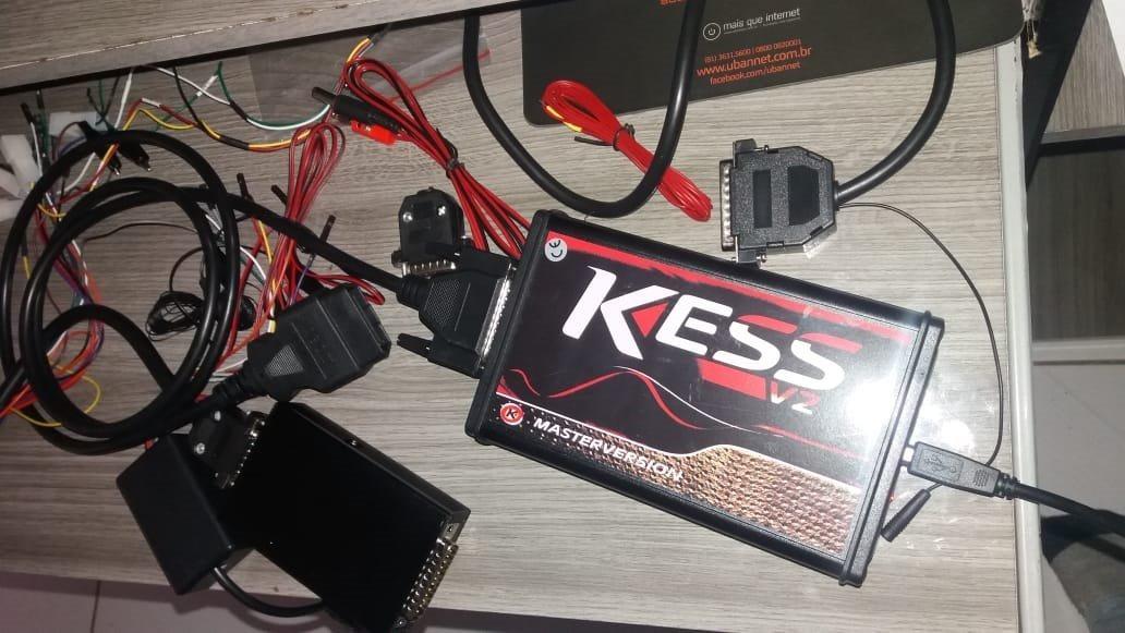 Programador Kess V2/versão 5 017 Software 2 47 Placavermelha