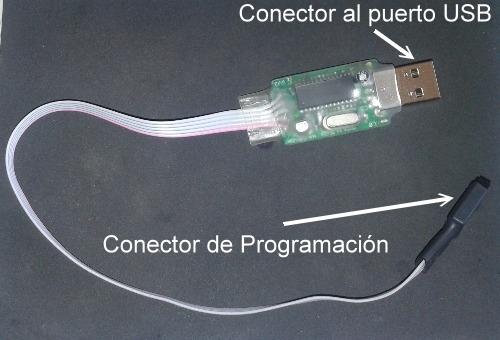 programador pic usb