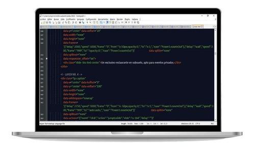 programador web por hora freelance html5 css php mysql