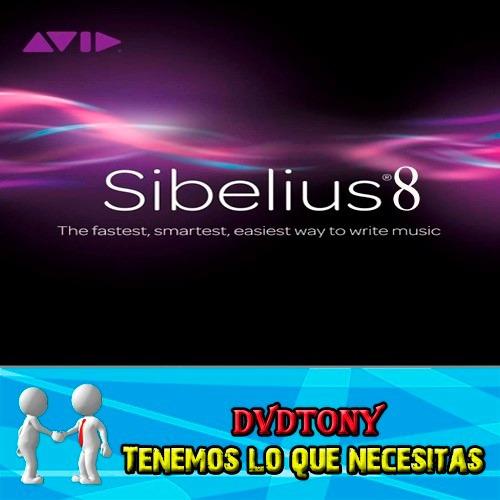 programas - sibelius 2019 digital