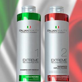 7ae29a1cc Escova Progressiva Italiana Italian Beauty Original - Produtos de Cabelo no  Mercado Livre Brasil