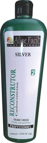 progressiva silver carbocisteína 1 l(passo 2) sem formol