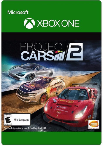 project car 2 / ms store (xbox one)