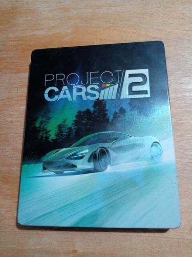 project cars 2 edición steelbook japonés ps4