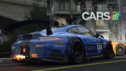 project cars pc + limited edition upgrade - ativação steam