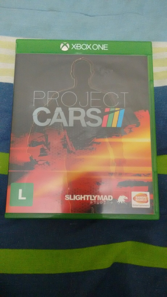 project cars para xbox one jogo usado r 90 00 em mercado livre. Black Bedroom Furniture Sets. Home Design Ideas