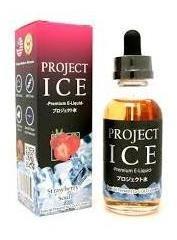 project ice e-liquids para vapes