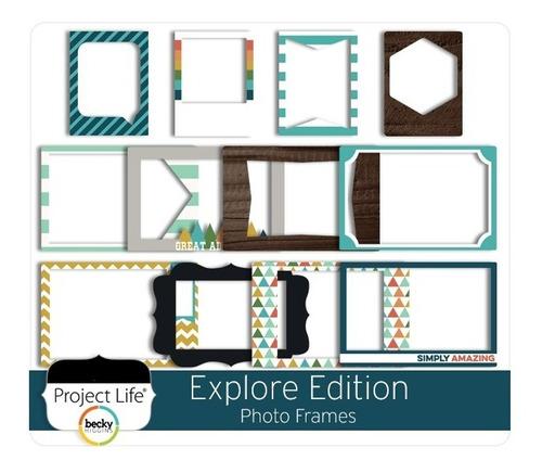 project life marcos de carton 12 unidades