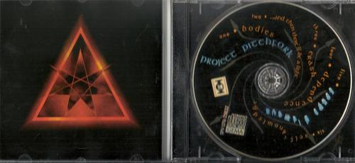 project pitchfork corps d'amour 95 electron(ex-/ex)cd imp***