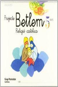 projecte betlem religion católic. envío gratis 25 días