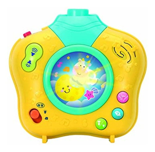 projector para bebes winfun baby's dreamland soothing - aj h