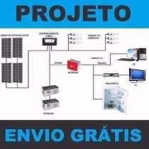 projeto aerogerador eolico 1.000w - 1500w - 3000w- catavento