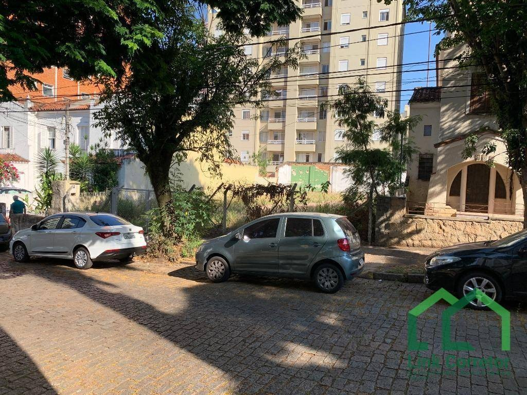 projeto aprovado - terreno à venda, 468 m² por r$ 2.500.000 - cambuí - campinas/sp - te0099