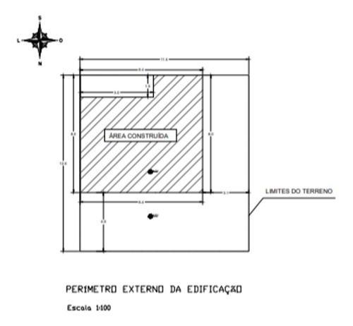 projeto arquitetônico (casa - planta - engenharia - sobrado)