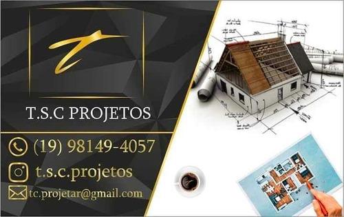 projeto arquitetônico completo - dwg editável e pdf
