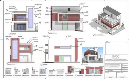 projeto arquitetônico completo personalizado online