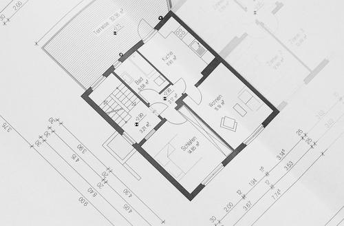 projeto arquitetônico pequeno até 200 metros quadrados