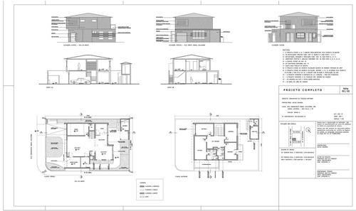 projeto arquitetônico prefeitura construção reforma - custos
