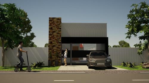 projeto arquitetônico residencial completo