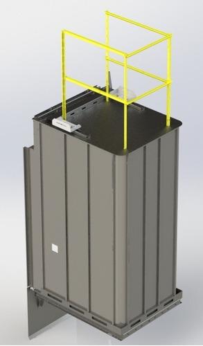 projeto cabinas para elevador cabine lift especial project