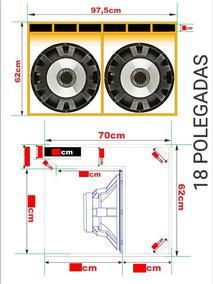 872da3b66f Projeto Caixa Dg 12 - Som Automotivo no Mercado Livre Brasil