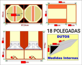 f63023a352 Projeto Caixa Dg - Som Automotivo no Mercado Livre Brasil
