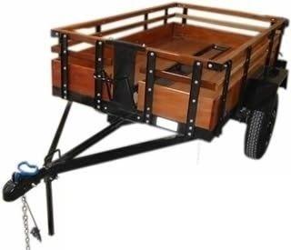 projeto carretinha carga, reboque, fazendinha, .frete grátis