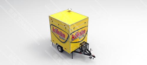 projeto carretinha reboque 1 eixo food trailer lanches - pdf